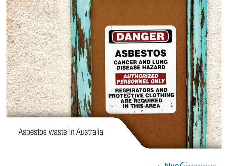 Australia stocks and flows model for asbestos