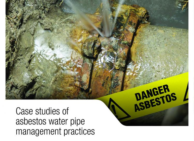 Case studies of asbestos water pipe management practices