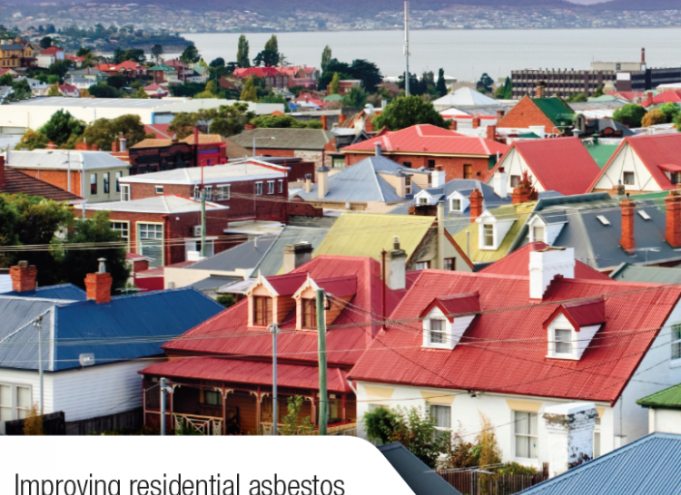 Improving residential asbestos safety: Opportunities for Australian local governments