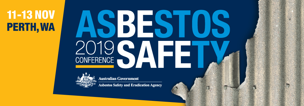 2019 Asbestos Safety Conference Logo