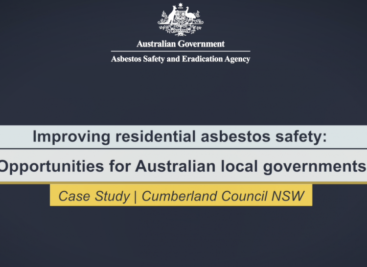 Case Study: Cumberland Council NSW
