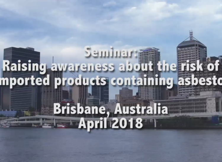 ASEA imports seminar highlights video 30.04.18
