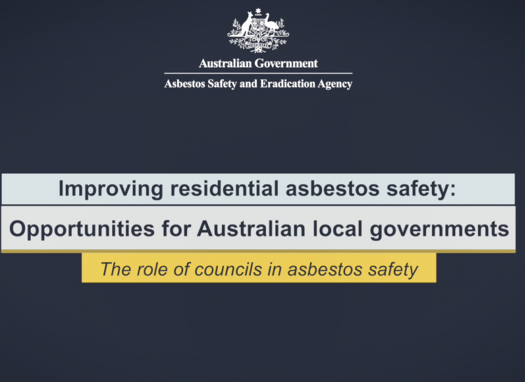 UTS - The research - The role of councils in asbestos safety