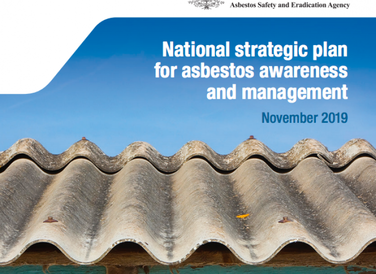 Cover of National Strategic Plan 2019-2023